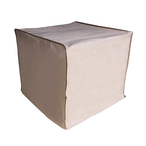 Abba Conditioners (Abba Patio Air Conditioner Cover, Square, Beige)
