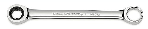 GEARWRENCH 368072 Replacement Ratcheting Wrench for Serpentine Belt Tool Set 3680D, Black