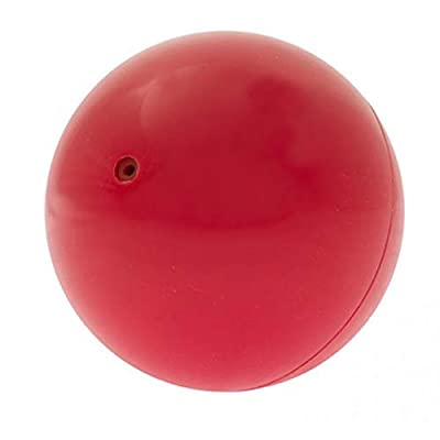 Play MMX Plus Stage Ball, 67mm, 135g - Juggling Ball - (1) (Red): Toys & Games