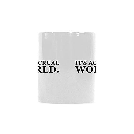 humor funny saying its accrual world accountant auditor black cpa mug for coffee tea cups