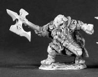 Thorvald Clawhelm, Dwarf Hero