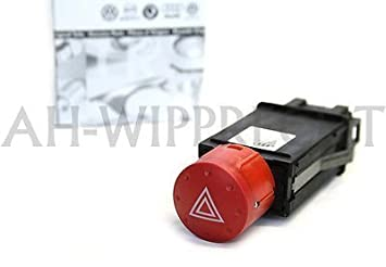 Original Volkswagen NEW Original Audi TT 8N Hazard Warning Switch TTS Relay  Flasher Switch Blink relai
