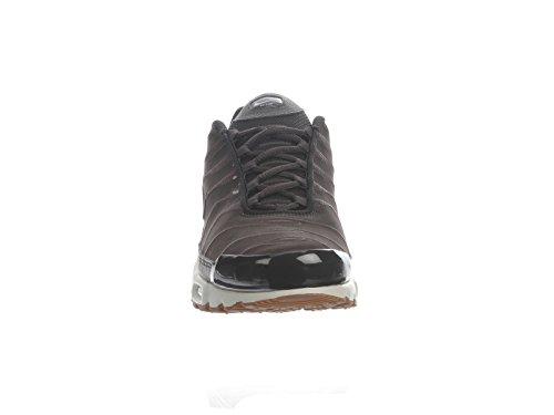 Nike Air Max Plus Synthetische Laufschuhe Samt Braun / Samt Braun / Segel