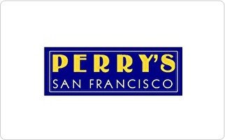 Perry's San Francisco Gift Card - Stores Francisco San In Airport