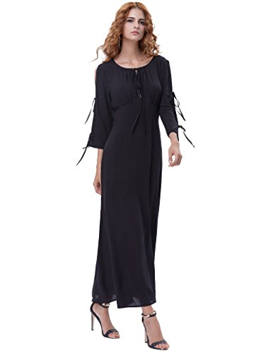 long black gothic dress - 6
