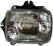 TYC 22-1012 Toyota 4 Runner Driver Side Headlight Assembly