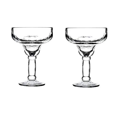 - Margarita Style Glasses Yucatan 13.5 ounces of Goodness Blended or On the Rocks! 2 Glasses