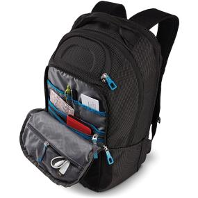 Organizational pocket of the Thule Crossover TCBP-417 32L 17 Inch MacBook + iPad Backpack