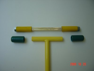 Ergonica T-Handle 8-Inch Expansion Kit