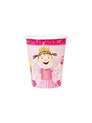 Unique Industries, Inc. Mens Pinkalicious 9 oz. Paper Cups Pink Medium