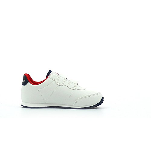 Laufschuhe Jungen, farbe Wei� , marke LE COQ SPORTIF, modell Laufschuhe Jungen LE COQ SPORTIF RACERONE INF S LEA Wei� Weiß