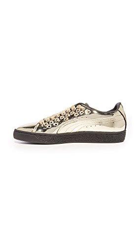 Gold en XL Dentelle Puma Lace Gold Femme Chaussures Pour Uqanw0