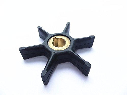 10 Impeller (Bang4buck Water Pump Impeller for Johnson/Evinrude/OMC/BRP 377178, 775519, 18-3003 Outboard)