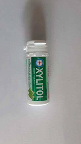 Price comparison product image Lotte Xylitol Sugar Free Chewing Gum 29 g.