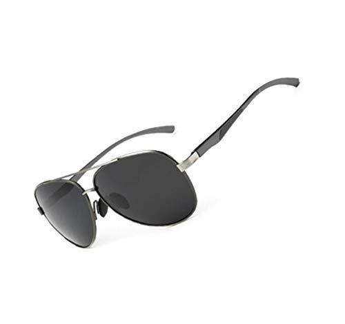 de protection Grey polarisées des Lunettes unisexes hommes soleil voyager conduisant des Lunettes lunettes décoratives UV400 Light pour Pour l'extérieur de pour XOxRnO7