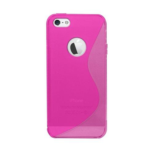 Katinkas Soft Case für Apple iPhone 5 wave rosa