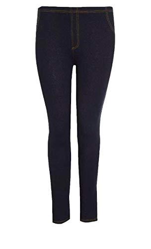 Elegant Fashion Jeans Donna Fashion Nero Elegant q7ZUOwv