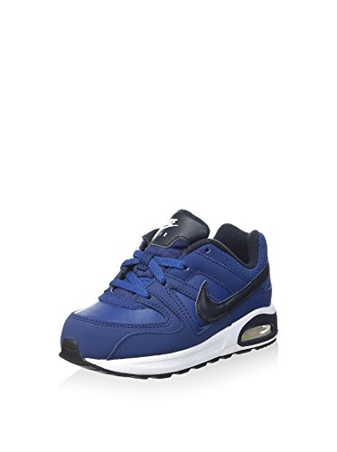 Nike Air Max Command LTR TD boys, cuir lisse, sneaker low