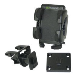 Bracketron PHV200BL Universal GPS Grip-It Rotating Vent M...