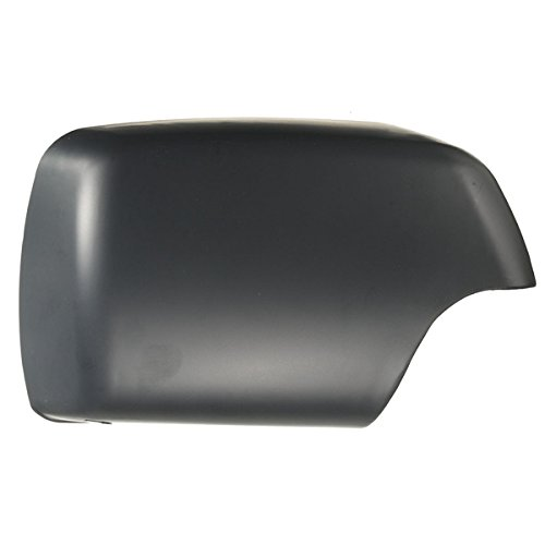 CoCocina Mirror Cover Primed Cap Replacement Right Passenger Side for 00-06 BMW E53 X 5