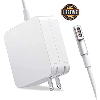 Amazon.com: MacBook Pro Charger, Replacement 60W Magsafe 1 L ...