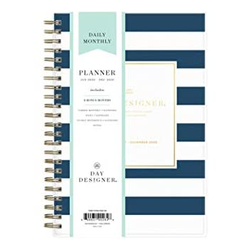 Amazon.com : Busy B 2019-20 Mid-Year Day a Page Diary with ...