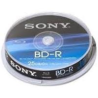 Sony BD-R x10 25GB/GO Blu Ray Disc