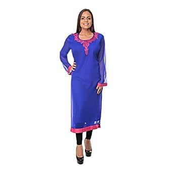 Delhi Design Multi Color Casual Kurta & Kurtis For Women