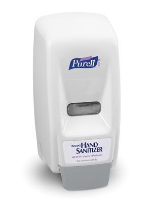 GOJO 9621-12 PURELL Series 800 Bag-in-Box Dispenser for Model 9656 & 9657 Refills (Pack of 12)