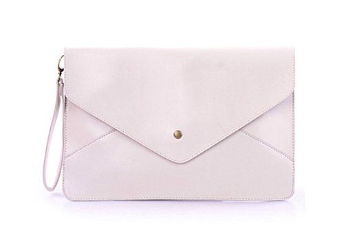 Nodykka Crossbody Purses Shoulder Wristlet Bag Large Evening Clutch Envelope Leather Handbags by Nodykka