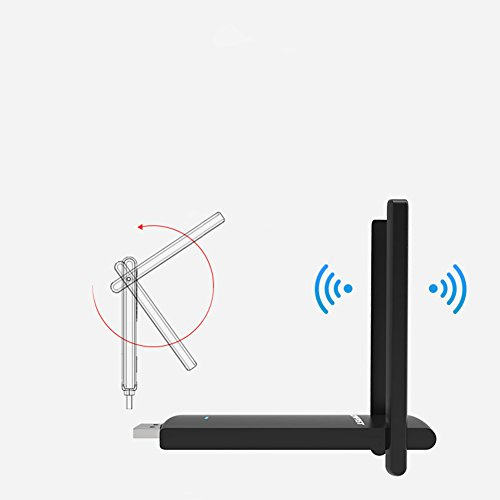 Ocamo CF-926AC V2 1200M USB Wi-Fi Range Extender 300Mbps Wireless WiFi Repeater Signal Booster Amplifier by Ocamo (Image #3)