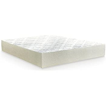 Amazon Com Quilted Deluxe Organic Cotton Mattress Size