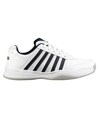 Tennis Swiss Smash K Magnet 5 de m Noir 000070584 Homme Hirs Chaussures Court Carpet Hirs Magnet White White 8 Performance FPdtwdq