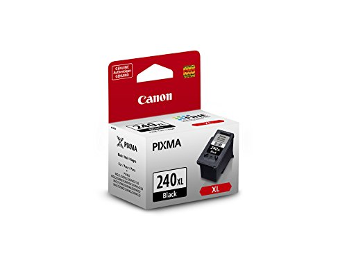 canon pg 240xl black ink cartridge compatible to mg3620 mg3520 mg4220 mg3220 and mg2220 buy. Black Bedroom Furniture Sets. Home Design Ideas