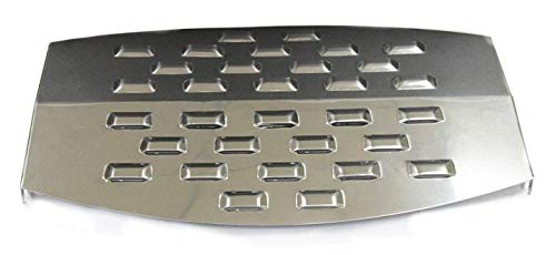 (Hongso SPG081 (1-Pack) Stainless Steel Heat Plate Replacement for Great Outdoors D450, Great Outdoors DC450, Great Outdoors DG450 Gas Grill)