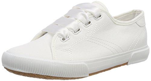 Basses Blanc Tamaris Sneakers white Femme 23610 W6ARwE