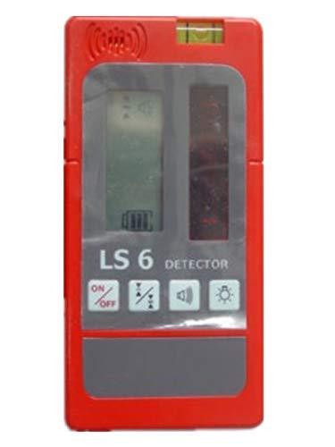 Universal Receptor láser detector para nivel láser rojo Rotary rotación