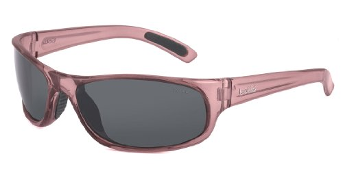 Bolle Kids Anaconda Junior Sunglasses (Shiny Crystal Rose, - Bolle Childrens Sunglasses