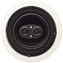 CHANNEL VISION TECHNOLOGY ID850 Single Stereo Speaker, 8' Dual Voice Coi