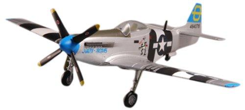 Easy Model P-51D 3FS, 3FG, 5AF Model Kit - P-51 Mustang Air Show