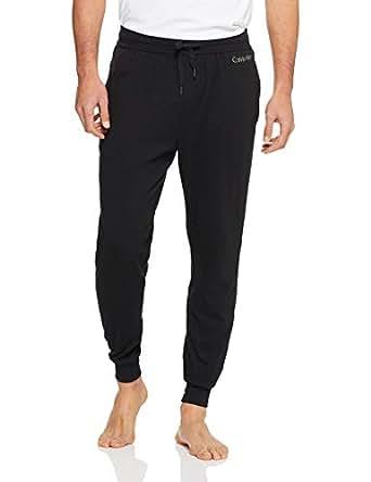Calvin Klein Men's Modern Modal Loungewear, Black, L