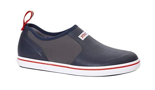Xtratuf Sharkbyte Men's Deck Shoes, Navy (Xmds-200)