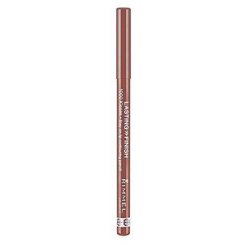 Rimmel 1000 Kisses Lip Liner, Tiramisu, 0.04 Ounce (Pack of 3)
