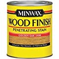 Minwax 22102 1/2 Pint Golden Oak Wood Finish Interior Wood Stain