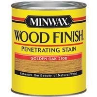 Minwax 22102 1/2 Pint Golden Oak Wood Finish® Interior Wood Stain ()