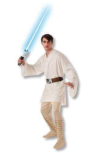 Rubie's Men's Star Wars Adult Luke Skywalker, Multicolor, X-Large]()