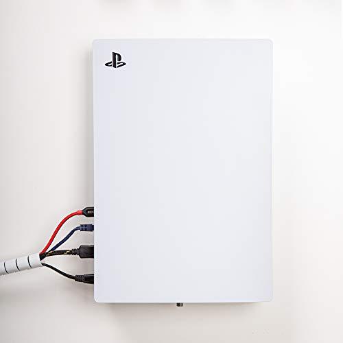 Borangame, Muurbeugel voor PlayStation 5 Disk en Digital, Verticale Wandplank voor Play 5, Beugel voor PS5, in…