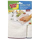 Scotch-Brite(R) Kitchen Cleaning Cloths, Pack of 2