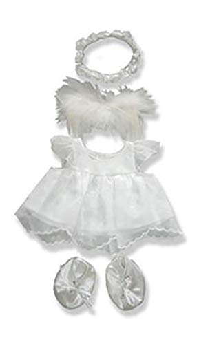 Angel Outfit Teddy Bear Clothes Fit 14