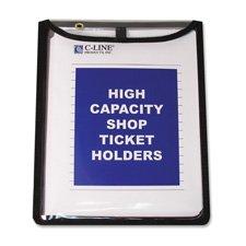 C-Line Heavy-weight Vinyl Shop Ticket Holder